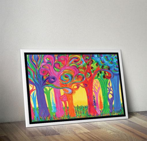 sky_product_framed_rainbowforrest